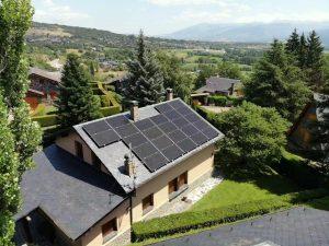 autoconsum fotovoltaic a la Cerdanya